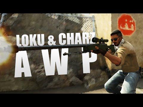 "🎶 LOKU x CHARZ - Rap o CS:GO ""AWP"" prod Soulker"