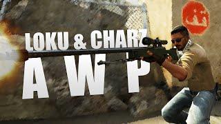 "LOKU x CHARZ - Rap o CS:GO ""AWP"" (prod. Soulker)"