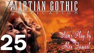 Martian Gothic - Серия 25: Ксеноморф