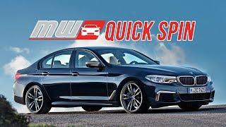 2018 BMW M550i xDrive | Quick Spin