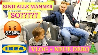 EHESTREIT IM IKEA ? 🤭 FAMILY VLOG + NEUE DEKO 🎄 I Sevins Wonderland