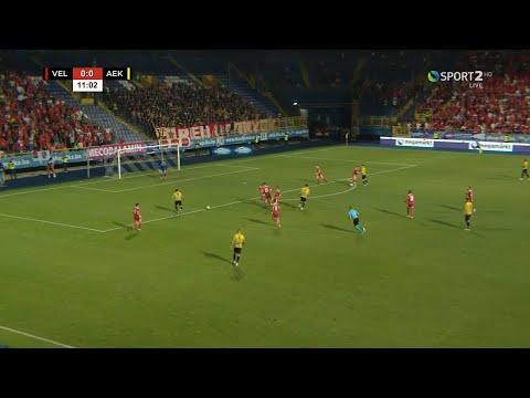 Βελέζ-ΑΕΚ 2-1 Στιγμιότυπα HD 2ος Προκριματικός Conference League 22-07-2021