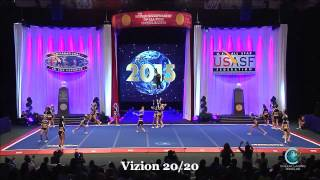 Vizion 20/20 2015 Senior Small Coed Finals