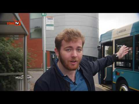 Buying a Bus Pass & University Bus Stops - Welcome Freshers 2017