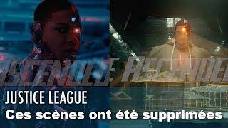 Ces scènes supprimées de la Justice League viennent de fuiter ! Deleted Scenes Leak