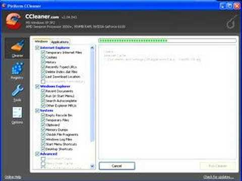 Satscape Java And Ccleaner Fix - YT