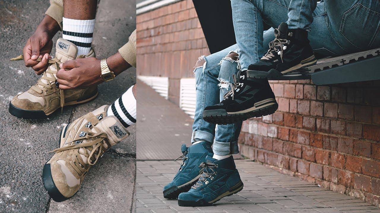 hi tec boots hiking sneaker