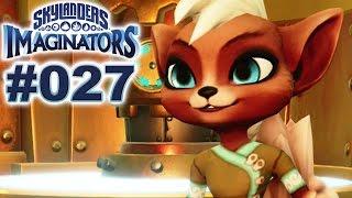 SKYLANDERS IMAGINATORS #027 Sensei Technologiereich ★ Let