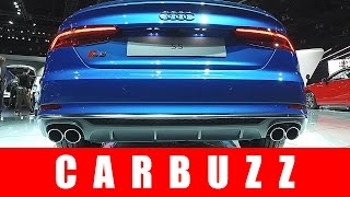 Unboxing 2018 Audi S5 Sportback - It Doesn't Get More Beautiful Than This