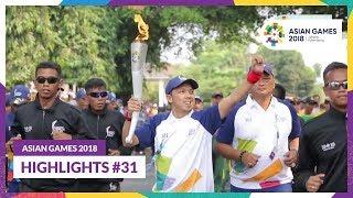Asian Games 2018 Highlights #31