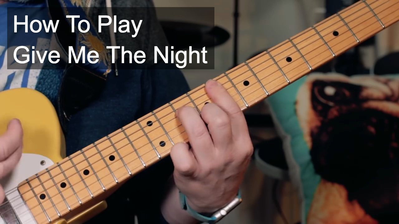 how to play give me novacaine on guitar