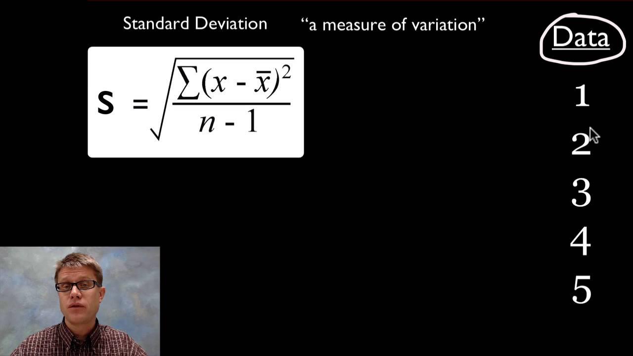 Displaying 17 gt  Images For - Standard Deviation Formula   Relative Standard Deviation Formula