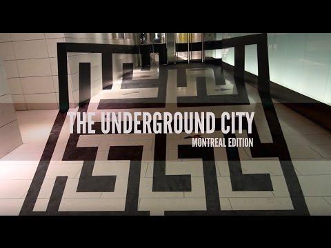 RESO | Montreal's Underground City