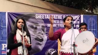 Rohith Gaya, Dalit Gaya, Mar Gayi Hai Lokshahi by Sheetal Sathe