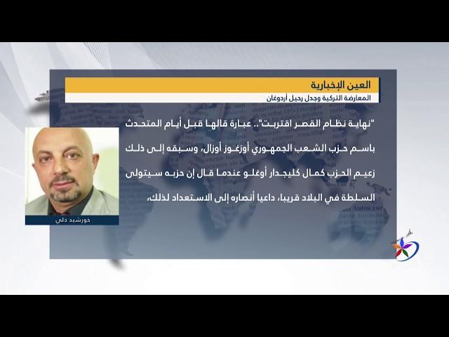 جولة بين الصحف العربية والعالمية ورصد لأهم ما جاء فيها  8 - 5 - 2020