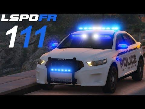 GTA 5 LSPDFR SP #111 Gwinnett County Police