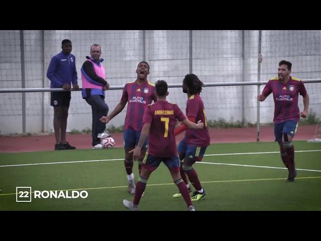 FC Alverca Golos da 1ª Volta