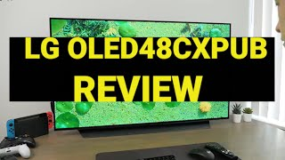 LG OLED48CXPUB Review - Alexa Built-In CX 48 Inch 4K Smart OLED TV: Price, Specs + Where to Buy