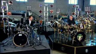 RMR: Rick and Neil Peart