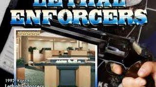 Lethal Enforcers (Arcade)