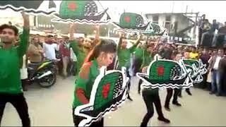 জয় বাংলা জিতবে আবার নৌকা| New Dance|Joy Bangla Song|Joy Bangla Jitbe Abar Nouka| Musti One TV