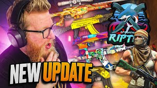 This CS:GO Update Changes EVERYTHING! Full Operation Riptide Walk-Through!