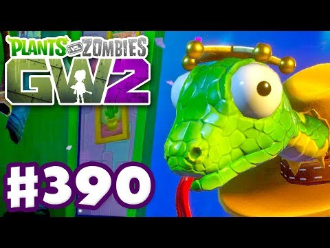 Drake the Snake Legendary Hat! - Plants vs. Zombies: Garden Warfare 2 - Gameplay Part 390 (PC)