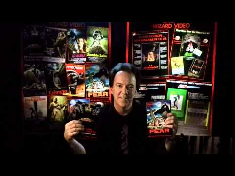 Charles Band's History of Wizard Video Collection on VHS