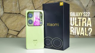 Xiaomi's Galaxy S22 Rival...