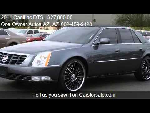 2011 cadillac dts 4dr sdn premium collection for sale in p youtube. Black Bedroom Furniture Sets. Home Design Ideas