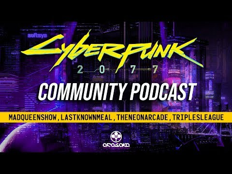 Cyberpunk 2077 Community Podcast #47 - 2 New Cyberpunk Red Images Reveal & Braindance Headset? thumbnail