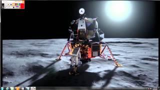 Tech Review Lunar Landing with VXGI