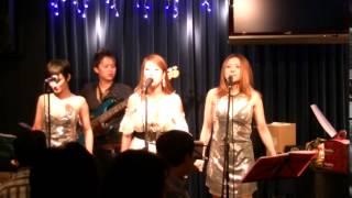 2014年11月15日 六本木 Real Diva's 2nd ステージ 9曲目より Vo:MoMo, ...