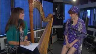 GARAGE SESSIONS Florence and the Machine Interview 2012 part.2