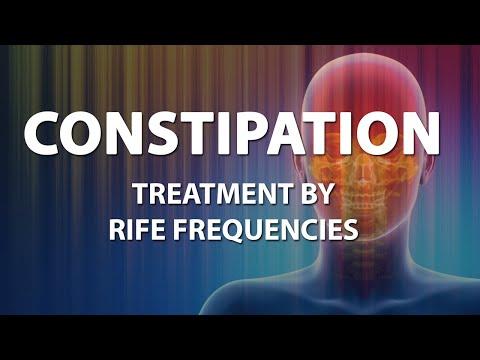Constipation - RIFE Frequencies Treatment - Energy & Quantum Medicine with Bioresonance