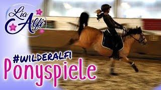 Lia & Alfi - Ponyspiele - Alfi goes wild