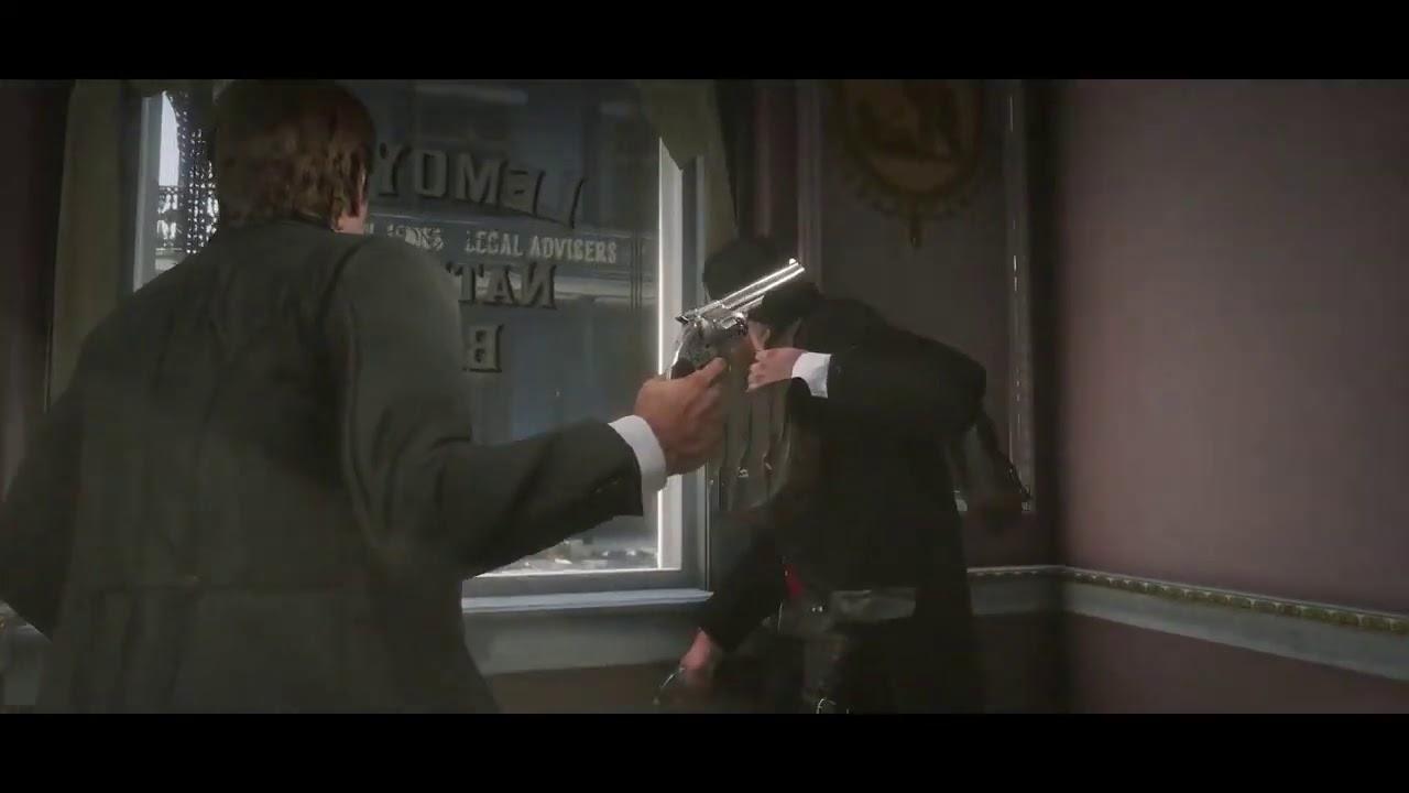 Red Dead Redemption 2 - Fan Made Trailer