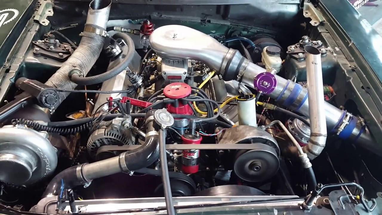 351w Twin Turbo – Billy Knight