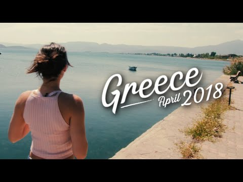 Our Trip To Greece - April 2018