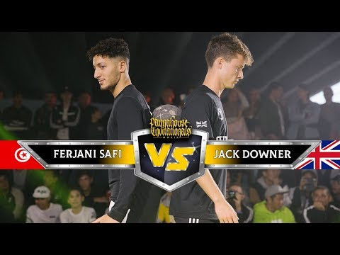 Ferjani Safi (TUN) VS Jack Downer (ENG) | TOP 16, Panna World Championships 2019