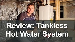 Tankless Hot Water Review- After 1 Year - Honest Customer Review