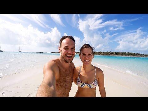 Sailing Bahamas / Segeltörn Bahamas - A Million Miles Travelblog