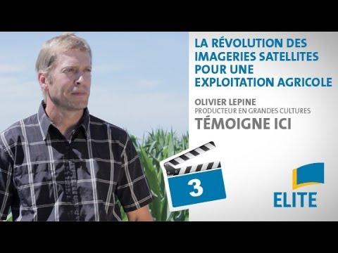 Semences Elite | « La révolution des imageries satellites pour une exploitation agricole »