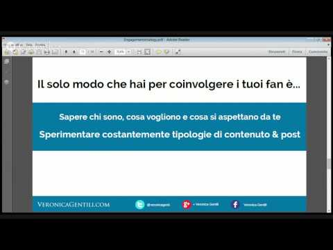 Engagement Strategy: coinvolgere il potenziale cliente su Facebook - SuperSummit