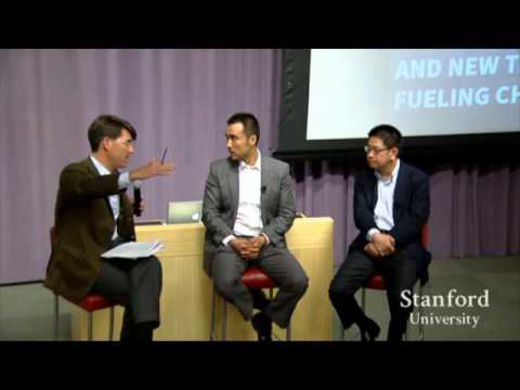 Sonny Wu & Ian Zhu  |  Clean capital-investing in energy innovation on both sides of the Pacific