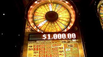 Indiana Jones Penny Slot Machine at the Sands at Bethlehem Casino in PA