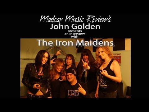 Interview with The Iron Maidens
