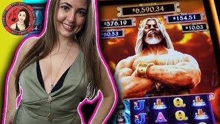 KRONOS Slot Machine Wins FEAT. Blazing Double 7