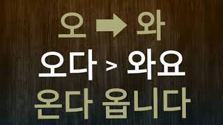 Урок 6. Корейский с Андреем Литвиновым. Глаголы в корейском 1. Настоящее время.