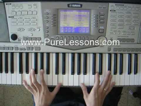 Black - Pearl Jam - Piano Tutorial